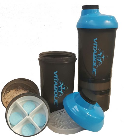 Shaker Wave Plus - 600ml + 350ml