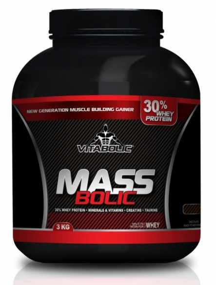 MassBolic 3,0 Kg - Massgainer