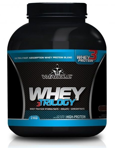 Whey Trilogy - 900g