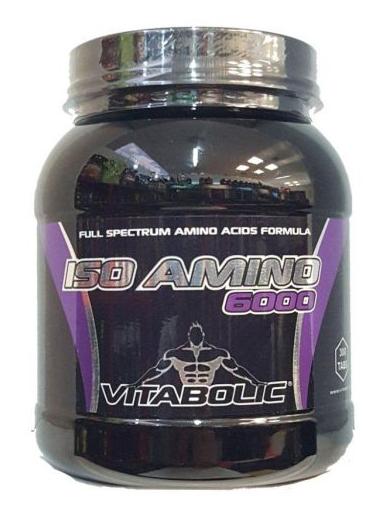 ISO Amino 6000 - 300 Tabletten