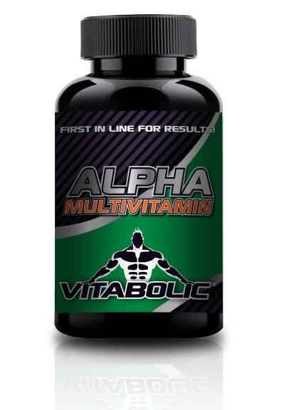 Alpha MultiVitamin - 60 Tabletten